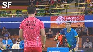 【Video】HAN Chengkai・ZHOU Haodong VS ONG Yew Sin・TEO Ee Yi, khác Giải vô địch cúp E-Plus Châu Á năm 2018