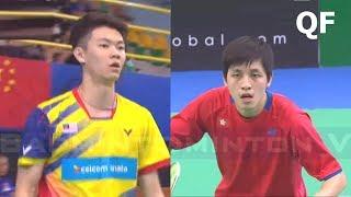 【Video】LEE Zii Jia VS WONG Wing Ki Vincent, khác Giải vô địch cúp E-Plus Châu Á năm 2018