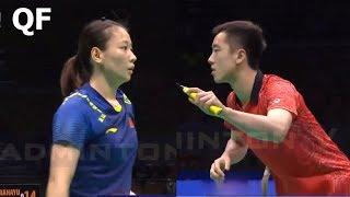 【Video】ZHENG Siwei・HUANG Yaqiong VS TANG Chun Man・TSE Ying Suet, tứ kết Giải vô địch cầu lông châu Á 2018