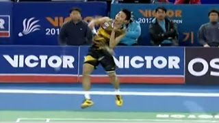 【Video】LIN Dan VS LEE Chong Wei, khác Victor Korea Open 2012