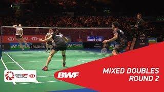 【Video】Nitchaon JINDAPOL VS PUSARLA V. Sindhu, vòng 16 YONEX Tất cả tuyển Anh mở 2018