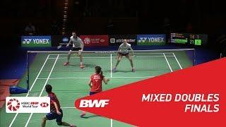 【Video】GOH Soon Huat・Shevon Jemie LAI VS Niclas NOHR・Sara THYGESEN, chung kết YONEX German Open 2018
