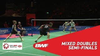 【Video】Mark LAMSFUSS・Isabel HERTTRICH VS Jones Ralfy JANSEN・Carla NELTE, bán kết YONEX Swiss Open 2018