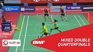 【Video】TANG Chun Man・TSE Ying Suet VS CHAN Peng Soon・GOH Liu Ying, tứ kết PERODUA Malaysia Masters 2018