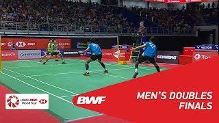 【Video】Fajar ALFIAN・Muhammad Rian ARDIANTO VS GOH V Shem・TAN Wee Kiong, chung kết PERODUA Malaysia Masters 2018