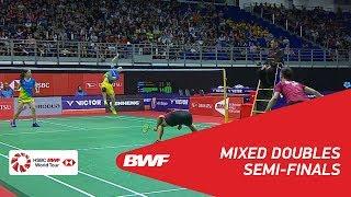 【Video】TANG Chun Man・TSE Ying Suet VS GOH Soon Huat・Shevon Jemie LAI, bán kết PERODUA Malaysia Masters 2018