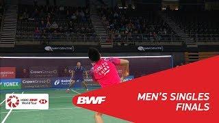 【Video】LU Guangzu VS ZHOU Zeqi, chung kết CROWN GROUP Australian Open 2018