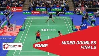 【Video】CHAN Peng Soon・GOH Liu Ying VS Marvin Emil SEIDEL・Linda EFLER, chung kết 2018 YONEX US Open
