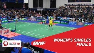 【Video】Beiwen ZHANG VS LI Xuerui, chung kết 2018 YONEX US Open