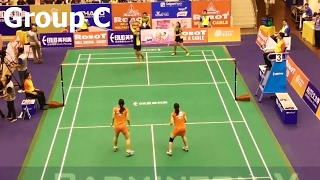 【Video】Misaki MATSUTOMO・Ayaka TAKAHASHI VS Alyssa Yasbel LEONARDO・Thea Marie POMAR, khác Giải vô địch giải quần vợt Châu Á hỗn h
