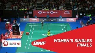 【Video】Sayaka TAKAHASHI VS GAO Fangjie, chung kết Singapore Open 2018