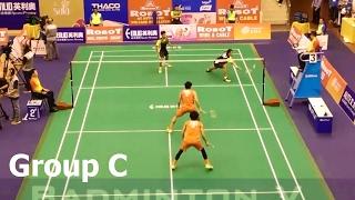 【Video】Takeshi KAMURA・Keigo SONODA VS Carlos Antonie CAYANAN・Philip Joper ESCUETA, khác Giải vô địch giải quần vợt Châu Á hỗn hợ