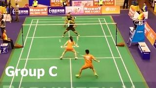 【Video】Arisa HIGASHINO・Yuta WATANABE VS Peter Gabriel MAGNAYE・Thea Marie POMAR, khác Giải vô địch giải quần vợt Châu Á hỗn hợp R