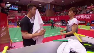 【Video】KIM Gi Jung・LEE Yong Dae VS Bodin ISARA・Maneepong JONGJIT, chung kết Tiếng Tây Ban Nha Mở 2018