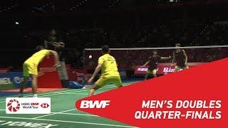 【Video】LI Junhui・LIU Yuchen VS Fajar ALFIAN・Muhammad Rian ARDIANTO, tứ kết DAIHATSU YONEX Japan Mở 2018