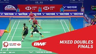 【Video】ZHENG Siwei・HUANG Yaqiong VS ZHANG Nan・LI Yinhui, chung kết VICTOR China Open 2018