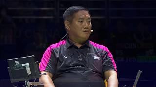 【Video】CHEN Yufei VS Akane YAMAGUCHI, bán kết VICTOR China Open 2018