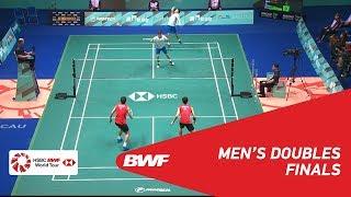 【Video】KIM Gi Jung・LEE Yong Dae VS KO Sung Hyun・SHIN Baek Cheol, chung kết Macau mở 2018