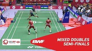 【Video】Fajar ALFIAN・Muhammad Rian ARDIANTO VS Vladimir IVANOV・Ivan SOZONOV, bán kết Giải vô địch Cầu lông Quốc tế Modi năm 2018