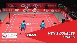 【Video】LI Junhui・LIU Yuchen VS Hiroyuki ENDO・Yuta WATANABE, khác Vòng chung kết giải đấu HSBC BWF World 2018