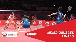 【Video】WANG Yilyu・HUANG Dongping VS ZHENG Siwei・HUANG Yaqiong, khác Vòng chung kết giải đấu HSBC BWF World 2018