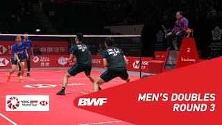 【Video】CHEN Hung Ling・WANG Chi-Lin VS Mohammad AHSAN・Hendra SETIAWAN, khác Vòng chung kết giải đấu HSBC BWF World 2018