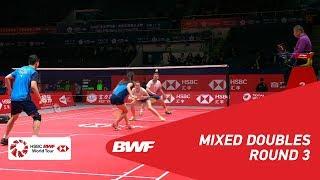 【Video】GOH Soon Huat VS Marcus ELLIS, khác Vòng chung kết giải đấu HSBC BWF World 2018