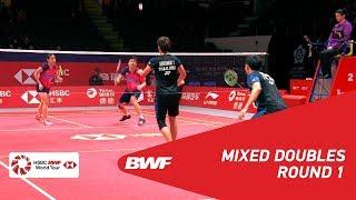 【Video】Dechapol PUAVARANUKROH VS GOH Soon Huat, khác Vòng chung kết giải đấu HSBC BWF World 2018