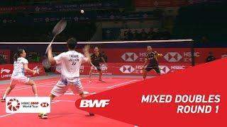 【Video】Hafiz FAIZAL・Gloria Emanuelle WIDJAJA VS Yuta WATANABE・Arisa HIGASHINO, khác Vòng chung kết giải đấu HSBC BWF World 2018