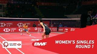 【Video】Nozomi OKUHARA VS Michelle LI, khác Vòng chung kết giải đấu HSBC BWF World 2018