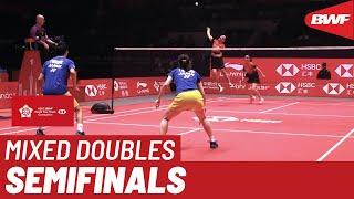 【Video】ZHENG Siwei・HUANG Yaqiong VS Yuta WATANABE・Arisa HIGASHINO, khác Chung kết thế giới HSBC BWF 2019