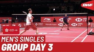 【Video】Anders ANTONSEN VS WANG Tzu Wei, khác Chung kết thế giới HSBC BWF 2019