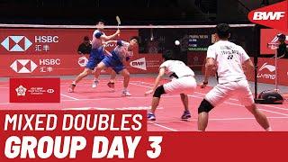 【Video】WANG Yilyu・HUANG Dongping VS Dechapol PUAVARANUKROH・Sapsiree TAERATTANACHAI, khác Chung kết thế giới HSBC BWF 2019