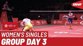 【Video】CHEN Yufei VS Akane YAMAGUCHI, khác Chung kết thế giới HSBC BWF 2019