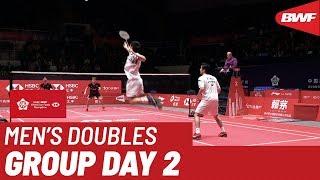 【Video】Hiroyuki ENDO・Yuta WATANABE VS Marcus Fernaldi GIDEON・Kevin Sanjaya SUKAMULJO, khác Chung kết thế giới HSBC BWF 2019