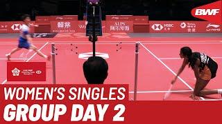 【Video】CHEN Yufei VS PUSARLA V. Sindhu, khác Chung kết thế giới HSBC BWF 2019