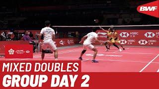 【Video】Dechapol PUAVARANUKROH・Sapsiree TAERATTANACHAI VS CHAN Peng Soon・GOH Liu Ying, khác Chung kết thế giới HSBC BWF 2019