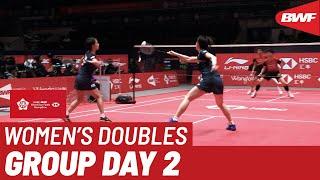 【Video】Yuki FUKUSHIMA VS DU Yue, khác Chung kết thế giới HSBC BWF 2019