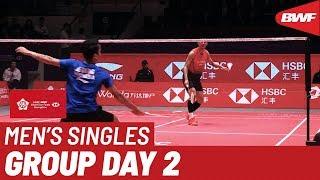 【Video】CHEN Long VS Anthony Sinisuka GINTING, khác Chung kết thế giới HSBC BWF 2019