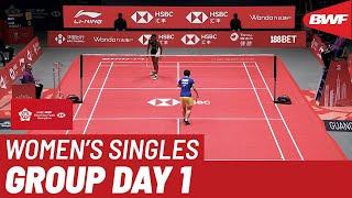 【Video】Akane YAMAGUCHI VS PUSARLA V. Sindhu, khác Chung kết thế giới HSBC BWF 2019
