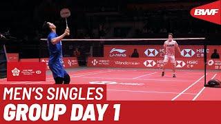 【Video】Jonatan CHRISTIE VS Anders ANTONSEN, khác Chung kết thế giới HSBC BWF 2019