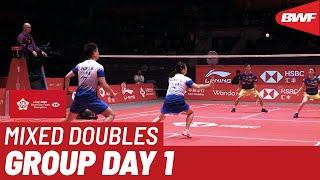 【Video】Yuta WATANABE・Arisa HIGASHINO VS ZHENG Siwei・HUANG Yaqiong, khác Chung kết thế giới HSBC BWF 2019