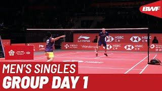 【Video】Kento MOMOTA VS WANG Tzu Wei, khác Chung kết thế giới HSBC BWF 2019
