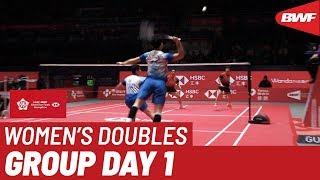 【Video】JIA Yifan VS DU Yue, khác Chung kết thế giới HSBC BWF 2019