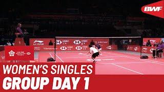 【Video】Nozomi OKUHARA VS TAI Tzu Ying, khác Chung kết thế giới HSBC BWF 2019