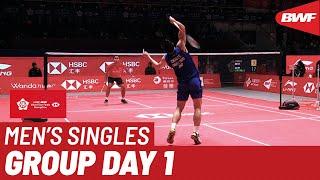 【Video】CHOU Tien Chen VS Anthony Sinisuka GINTING, khác Chung kết thế giới HSBC BWF 2019
