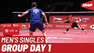 【Video】CHEN Long VS Viktor AXELSEN, khác Chung kết thế giới HSBC BWF 2019