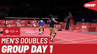 【Video】Hiroyuki ENDO・Yuta WATANABE VS Takeshi KAMURA・Keigo SONODA, khác Chung kết thế giới HSBC BWF 2019