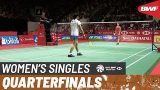 【Video】Carolina MARIN VS Se Young AN, tứ kết DAIHATSU Indonesia Masters 2020