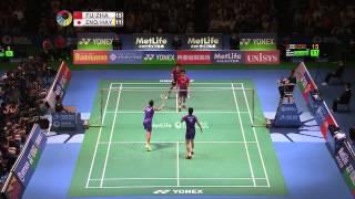 【Video】FU Haifeng VS Hiroyuki ENDO, khác Yonex Open Japan